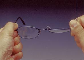 Eyeglass Frames Shape Memory Alloy : Masunaga Optical Mfg. Co., Ltd.?Surpassing technologies in ...